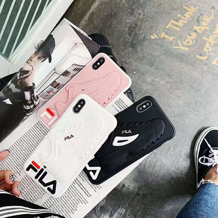 FILA iPhone7/7plusケース 運動風