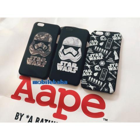 ブランド iPhoneX ケース Aape スター・ウォーズ