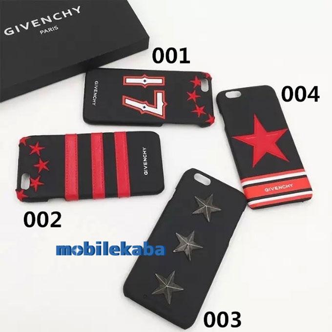 ジバンシー Givenchy iPhoneケース 個性 アイフォン7/7 プラス保護ケース ハード製 おしゃれ