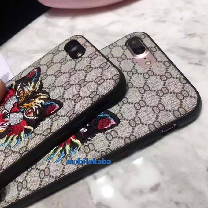 iPhone plus Gucci グッチ iPhone8ケース