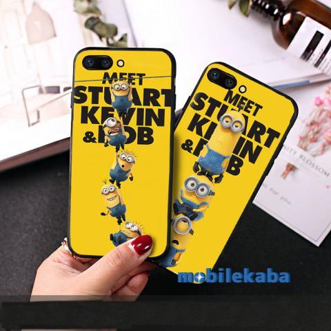 iPhone8 ケース ミニオン