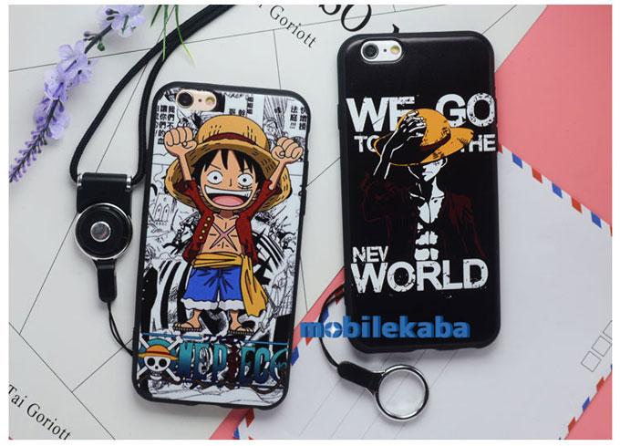 海賊王5億賞金8ルフィiPhone8 iPhone7s/iPhone7ケース