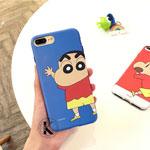 クレヨンしんちゃん iPhone8ケース