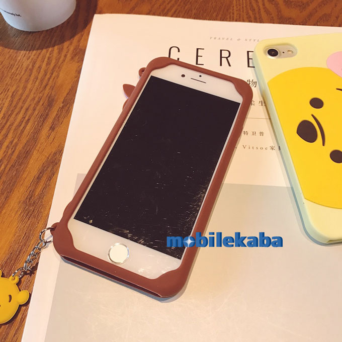 iPhone7 iPhone8 ケース プーさん Winnie the Pooh