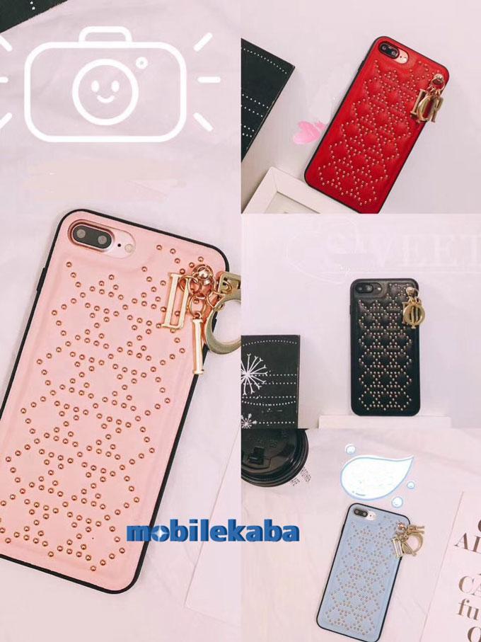 ブランド風 ディオールセレブiPhoneX/8/7Plus/6sケース