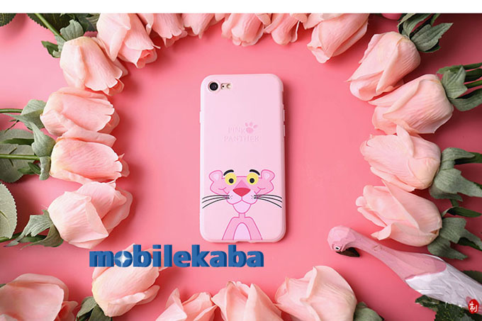 Pink Panther ピンク・パンサー iPhone8 iPhone6s ケース