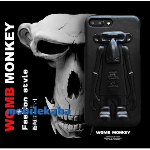 iPhoneX iPhone8 ケース ゴリラ さる ブランド