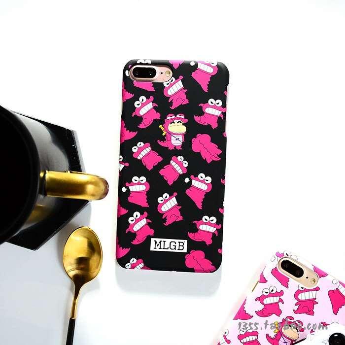 かわいいクレヨンしんちゃんiPhoneX/iPhone8Plus/7/6sケース
