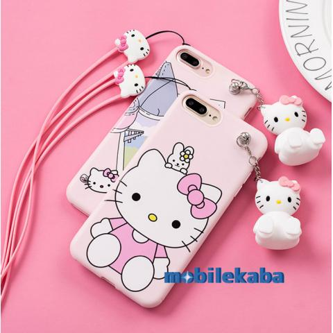 iPhoneX iPhone8 ケース キティ キャラクター