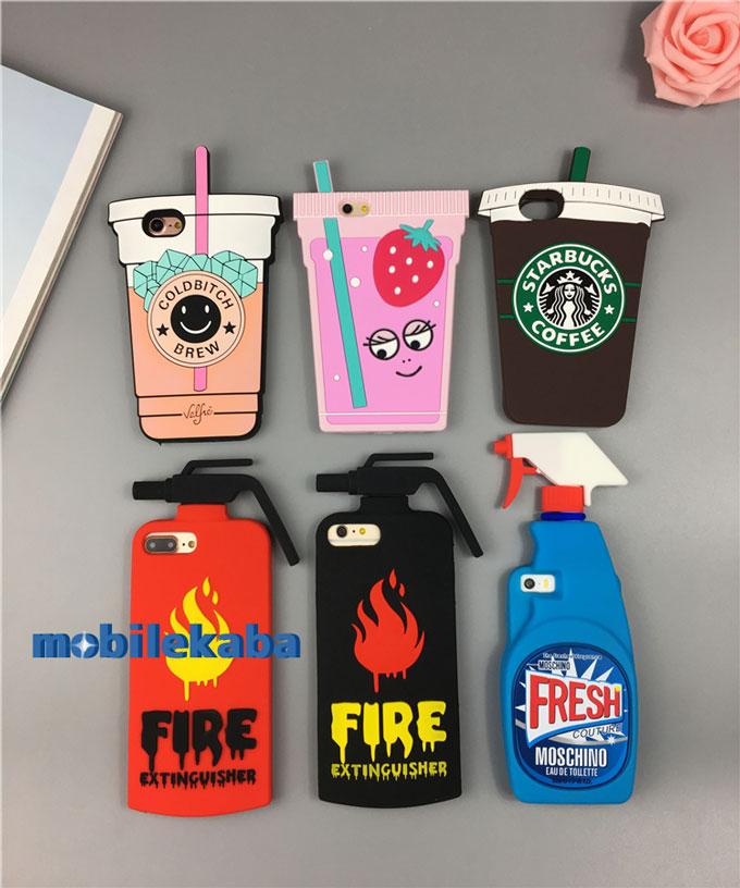 洗剤ボトル型欅坂46グッズiPhoneX/8Plus/7/6sケース 消火器型
