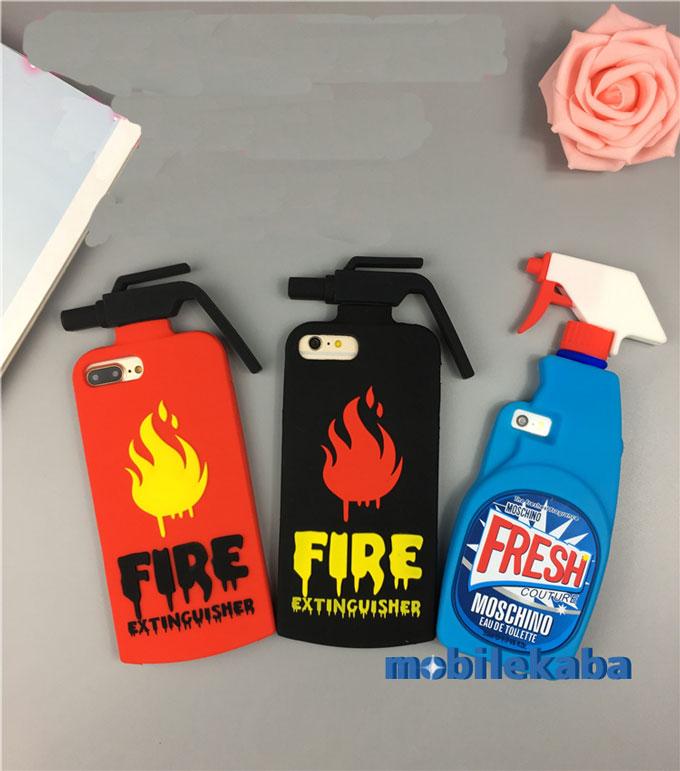 ギャル系 モスキーノ moschino 洗剤ボトル型 消火器型 飲料型 スターバックス型