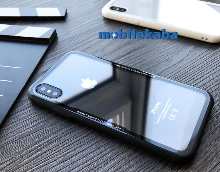 透明クリアシンプルiPhoneX/iPhone8/7Plus/6sケースハードケース