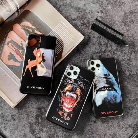 ジバンシィ GIVENCHY iPhone xケース猿サメiPhone 6s/6splus/7/7plus携帯