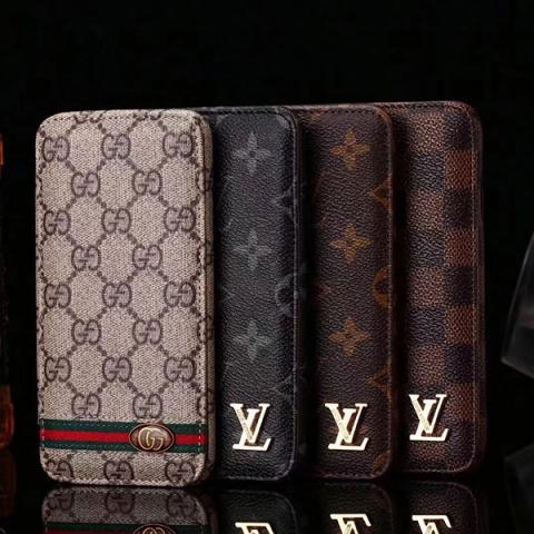 ルイヴィトン アイフォン xs maxケース 手帳型 LV iPhone xr/xsカバー ダミエ グッチ アイフォン xsケース ヴィトン iPhone 8/7 plusケース モノグラム ビジネス風