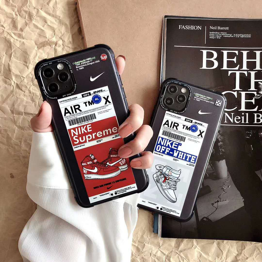 Supreme ナイキ iPhone SE/11ケース