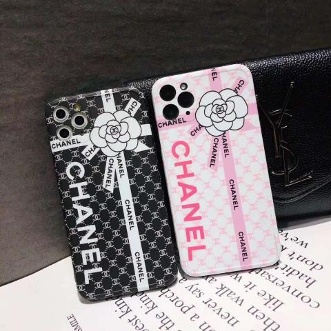 CHANEL iPhone 11Pro Max/11Proケース かわいい オシャレ シャネル アイフォン 11/SEカバー カメリア CHANEL IPHONE Xs/Xs Max/Xrケース レディス アイフォン8/7カバー 花柄 送料