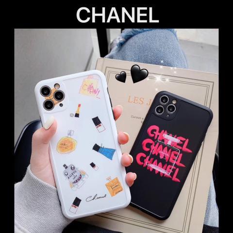 オシャレ シャネル アイフォン11/xs maxケース